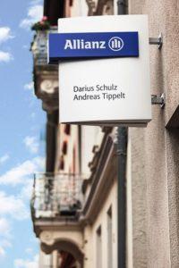 Referenzen: Allianz Agentur Schulz in Frankfurt am Main - bessere Sichtbarkeit durch LocalSeo